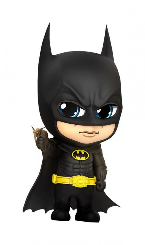 DC COMICS - Cosbaby Batman 1989 Grappling Gun - Figurine 12cm