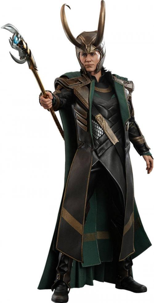MARVEL - Loki - Figurine Movie Masterpiece 31cm