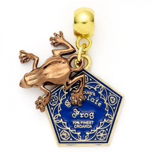 HARRY POTTER - Chocolate Frog - Charme pour collier