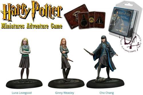 HARRY POTTER - Miniature Adventure Game - Dumbledore's Army - UK