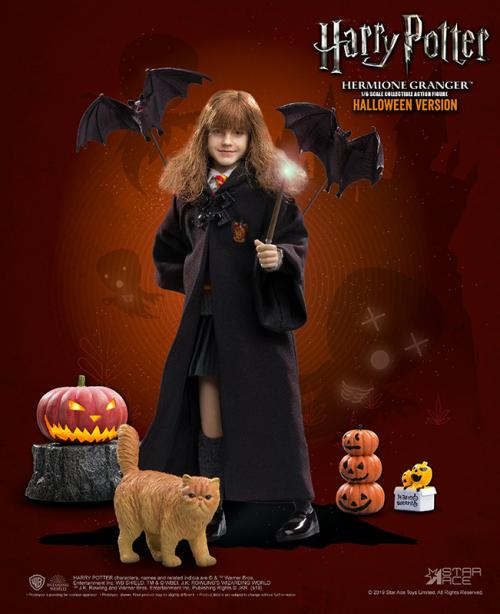 HARRY POTTER - Movie Figure 1/6 Hermione Halloween Limited - 30cm