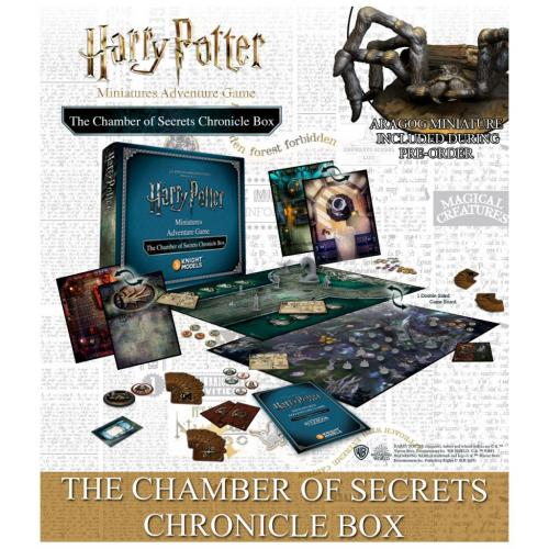 HARRY POTTER - Miniature Adventure Game - Chamber of Secrets - EXT UK