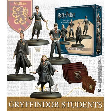 HARRY POTTER - Miniature Adventure Game - Gryffindor Students - UK