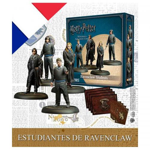 HARRY POTTER - Miniature Adventure Game - Ravenclaw Students - UK