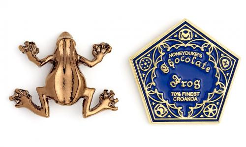 HARRY POTTER - Chocolate Frog - Pin's
