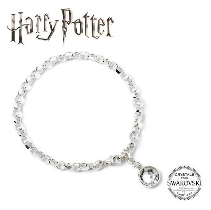 HARRY POTTER - Logo - Bracelet ornés de critstaux Swarovski_1