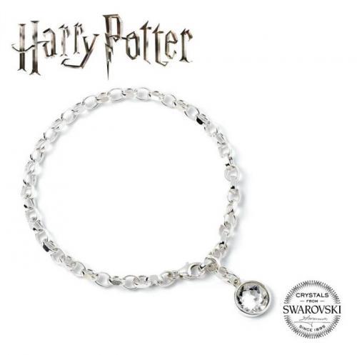 HARRY POTTER - Logo - Bracelet ornés de critstaux Swarovski