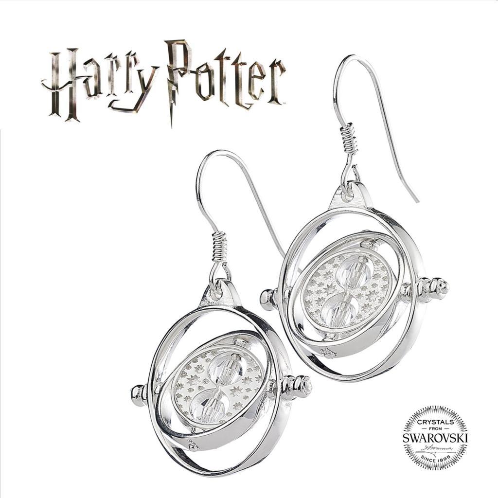 HARRY POTTER - SWAROVSKI - Time Turner Earring