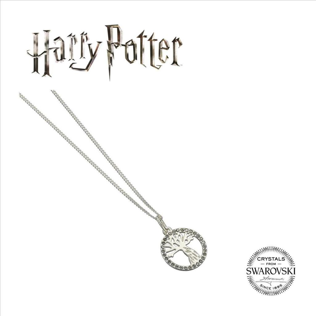 HARRY POTTER - SWAROVSKI - Whomping Willow Necklace