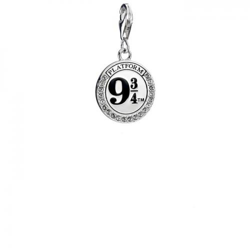 HARRY POTTER - Platform 9 3/4 - Charme pour collier/bracelet Swarovski