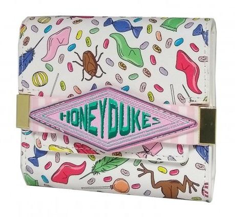 HARRY POTTER - Honeydukes AOP Purse 'LoungeFly'