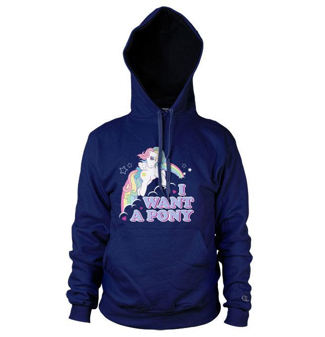 MY LITTLE PONY - Sweatshirt I Want A Pony (L)