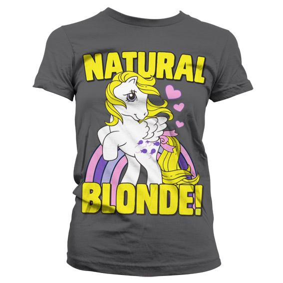 MY LITTLE PONY - T-Shirt Natural Blonde - GIRLY (L)