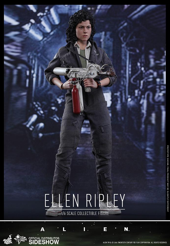 ALIEN - Ellen Ripley - Sixth Scale Action Figure - 30cm