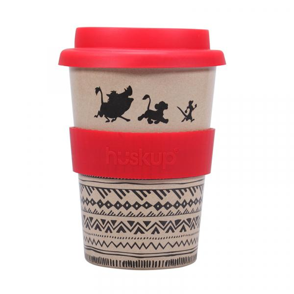 DISNEY - Travel Mug - Le Roi Lion 'No Worries'