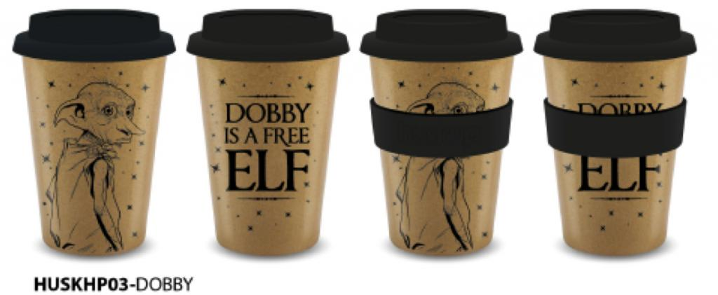 HARRY POTTER - Travel Mug - Dobby
