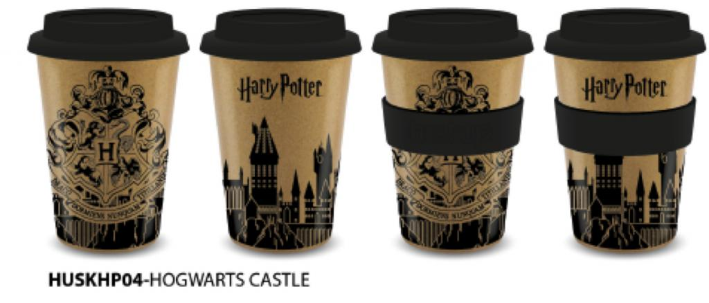 HARRY POTTER - Travel Mug - Hogwarts Castle
