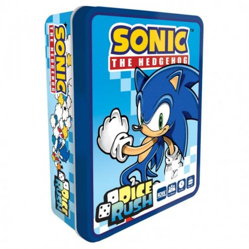 SONIC - Jeu de dés - Dice Rush - Version UK