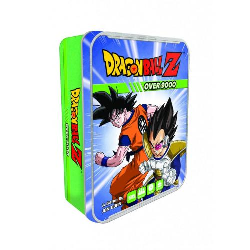 DRAGON BALL - Over 9000 Game 'UK Only'