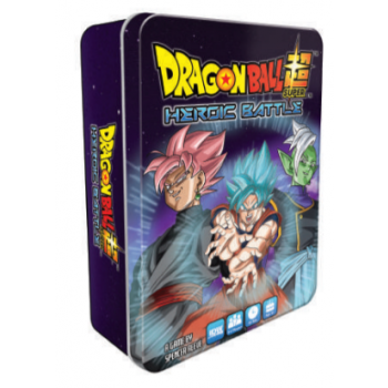 DRAGON BALL - Heroic Battle Game 'UK Only'