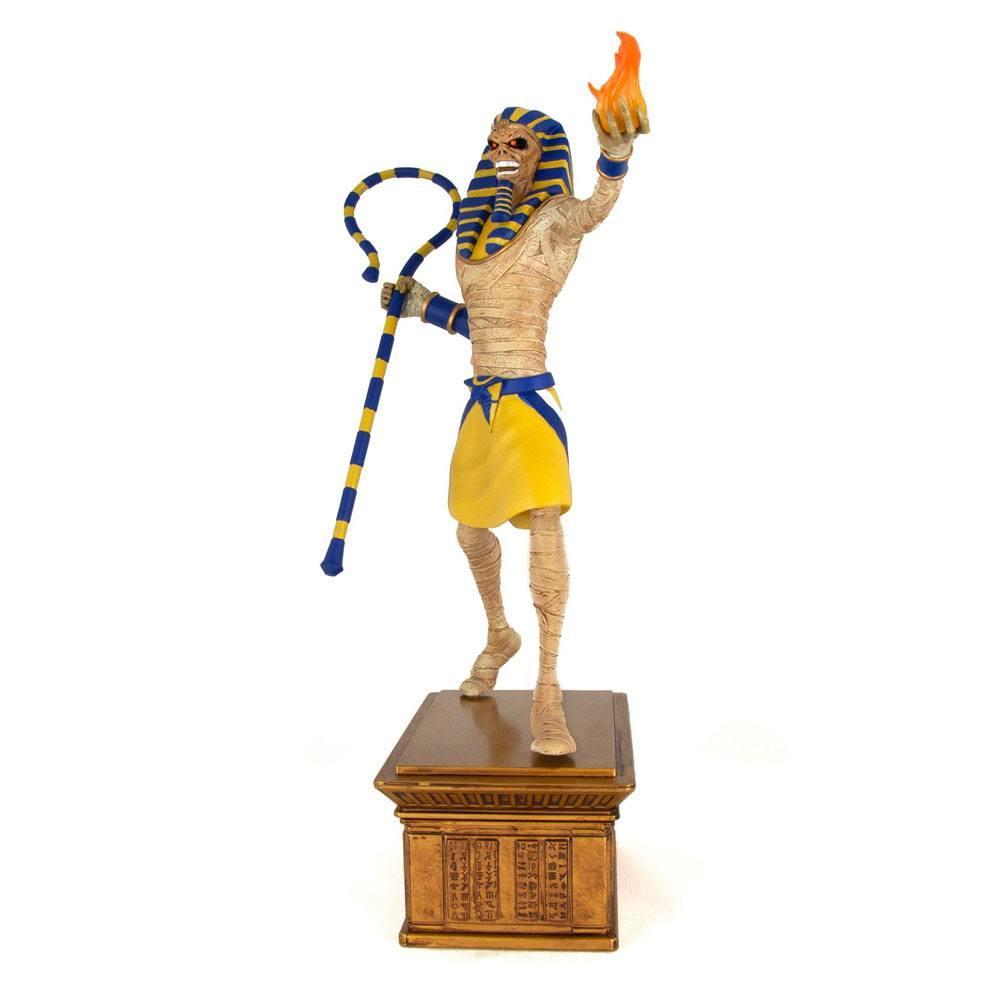 IRON MAIDEN - Legacy of the Beast - Powerslave Eddie - Statuette 30cm