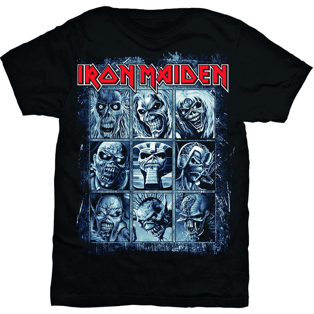 IRON MAIDEN - T-Shirt - Nine Eddies (L)