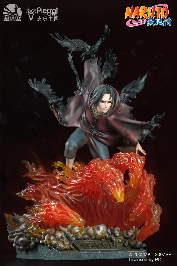 NARUTO - Itachi Statue - 45cm 'Limited Edition 666 pcs'