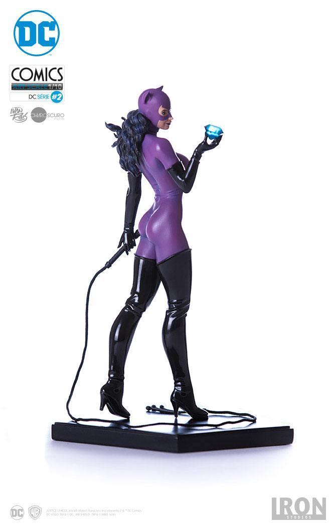 DC COMICS - Catwoman by Ivan Reis - 18cm_2