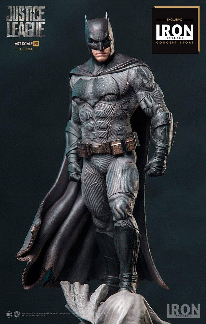 DC COMICS - Batman Justice League Concept Store Exclusive - 30cm