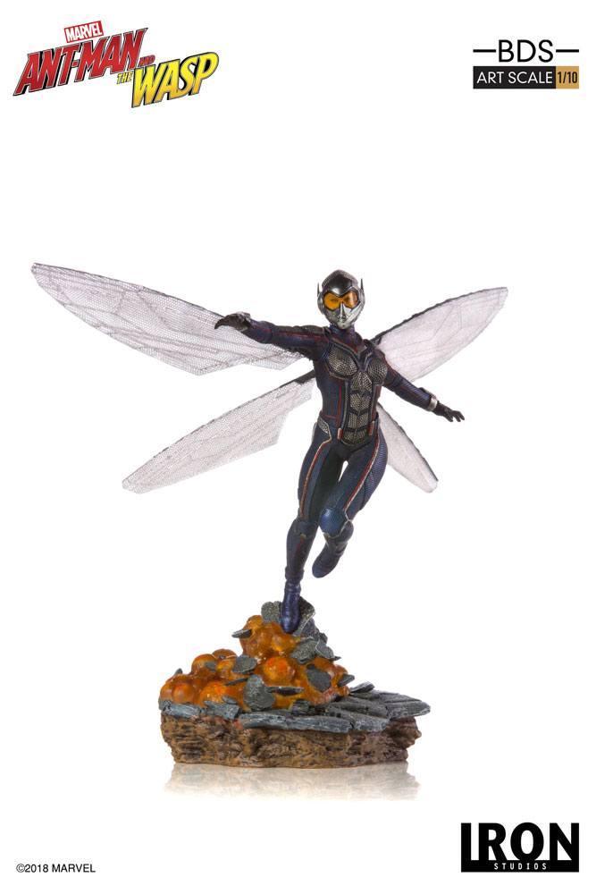 MARVEL ANT-MAN - Swap Statue - 25cm