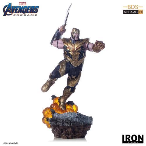 AVENGERS ENDGAME - Thanos Standard Version Statue - 36cm