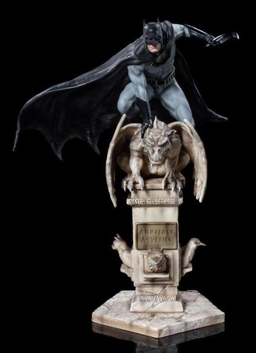 DC COMICS - Statuette Deluxe Art Scale Batman by Eddy Barrows - 30cm