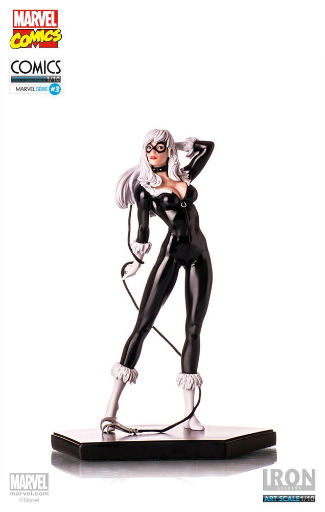 MARVEL COMICS - Black Cat Statue - 18cm