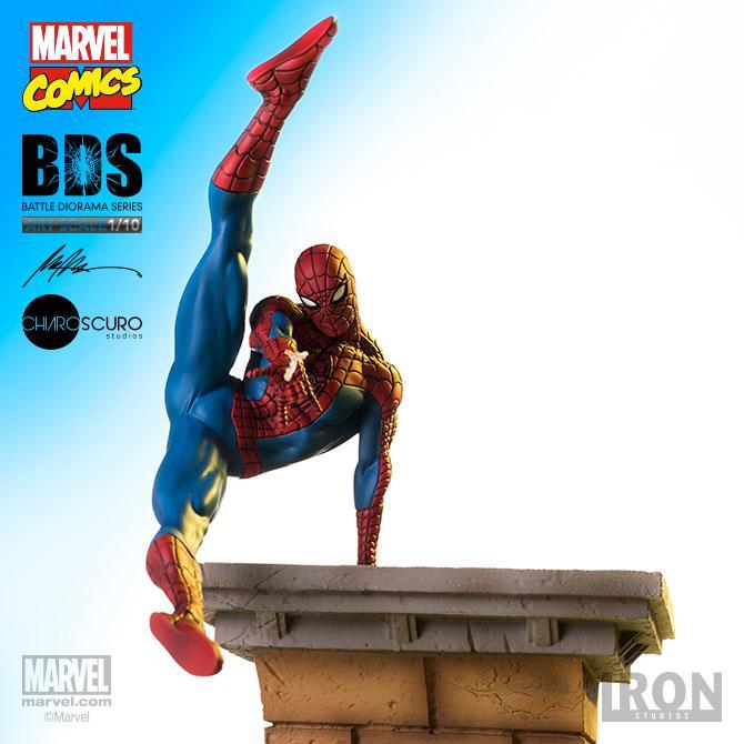 MARVEL - Battle Diorama Serie - Spider-man - 51cm