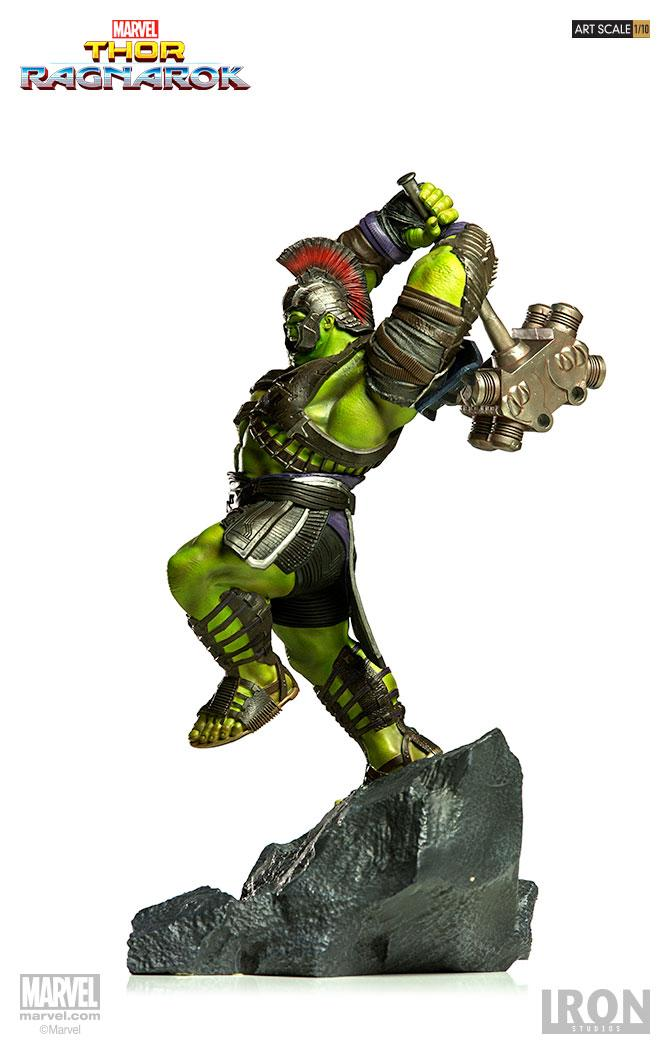 MARVEL Thor Ragnarok - Hulk 1/10 Scale Statue - 38cm_2