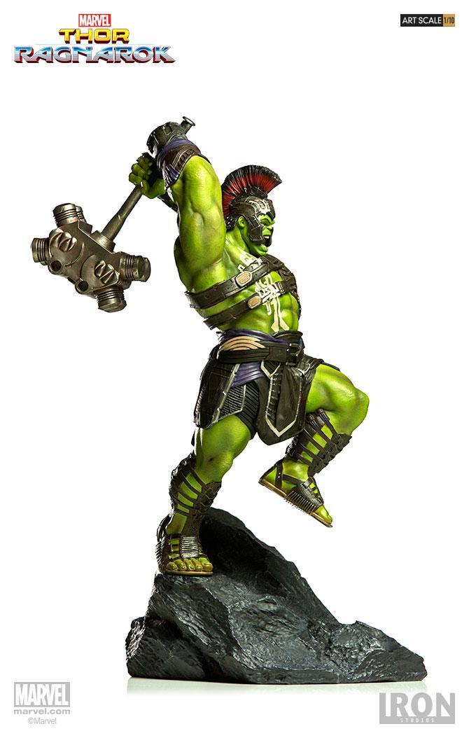 MARVEL Thor Ragnarok - Hulk 1/10 Scale Statue - 38cm_4