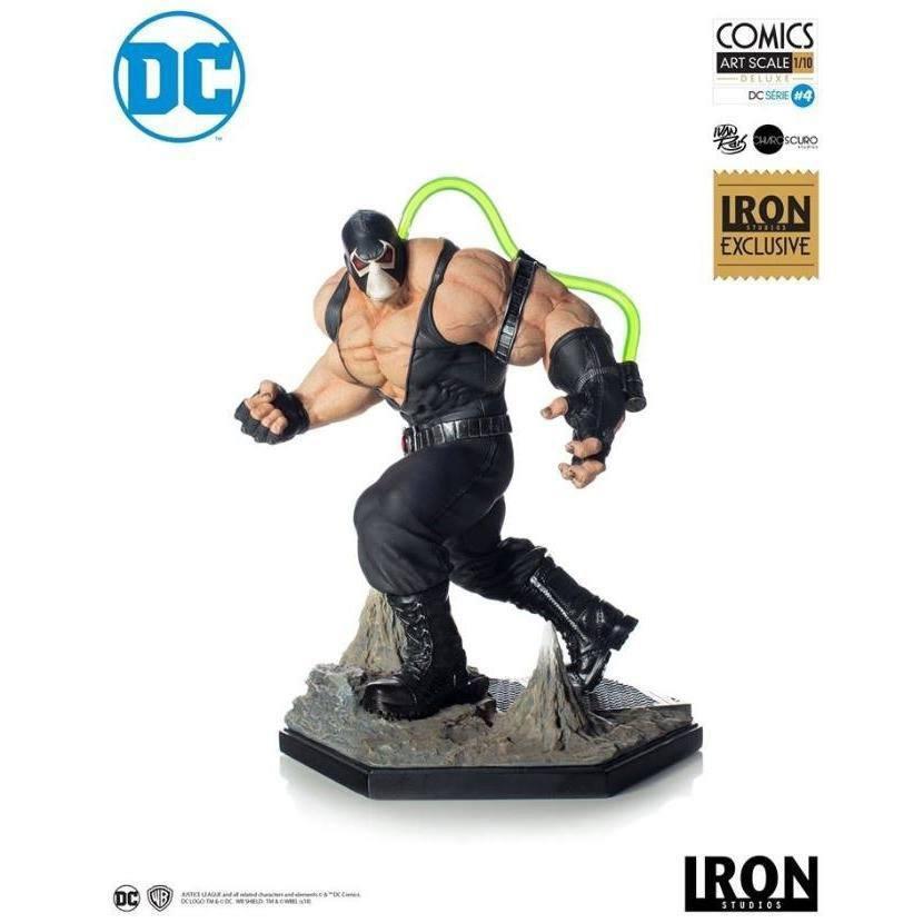 MARVEL - Comics - Statue 1/10 Bane CCXP 2019 Exclusive - 22cm