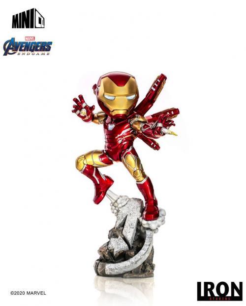 AVENGERS ENDGAME - Iron Man - Figurine Mini Co. 20cm