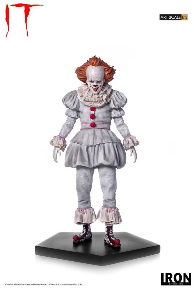 CA - Statuette 1/10 Art Scale - Pennywise - 22cm