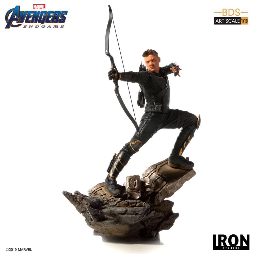 AVENGERS ENDGAME - Hawkeye Statue - 25cm_1