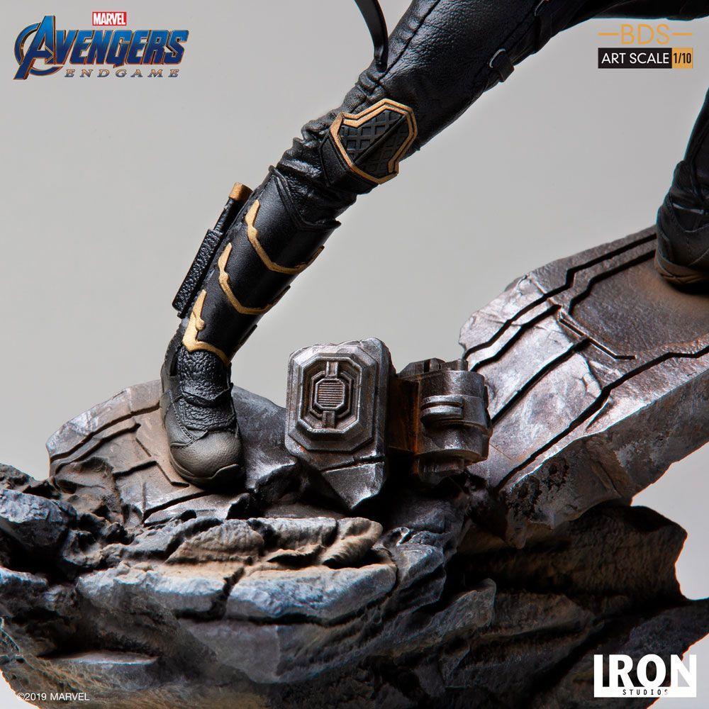 AVENGERS ENDGAME - Hawkeye Statue - 25cm_3
