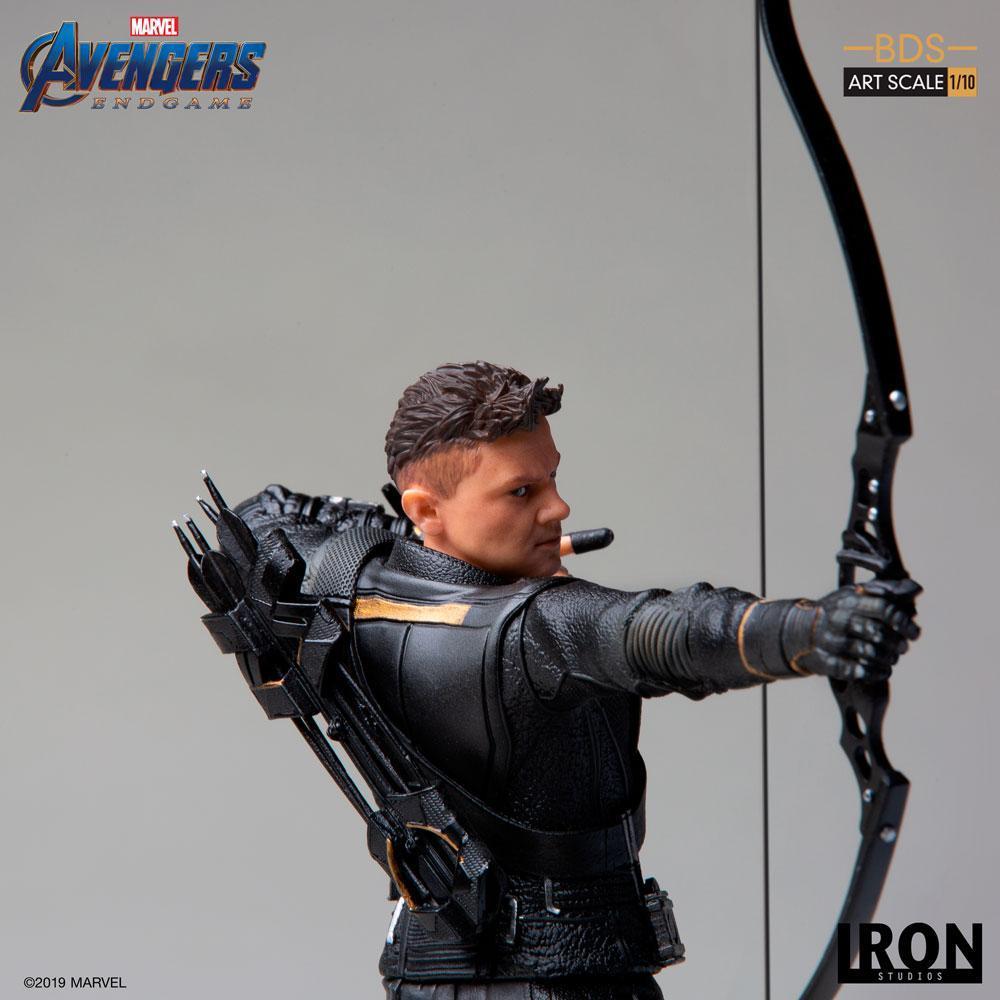 AVENGERS ENDGAME - Hawkeye Statue - 25cm_4