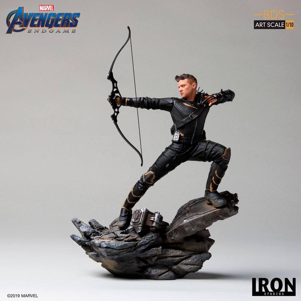 AVENGERS ENDGAME - Hawkeye Statue - 25cm_6