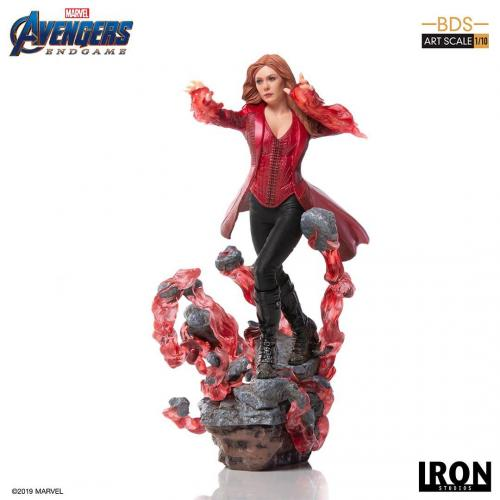 AVENGERS ENDGAME - Scarlet Witch Statue - 21cm