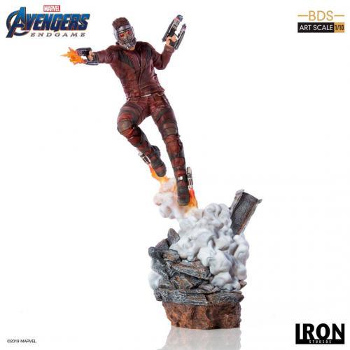 AVENGERS ENDGAME - Starlord Statue - 31cm
