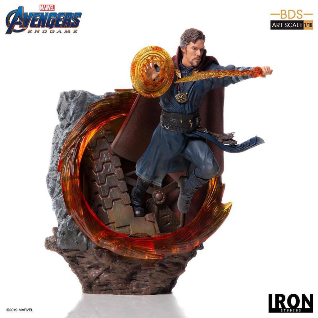 AVENGERS ENDGAME - Doctor Strange Statue - 22cm