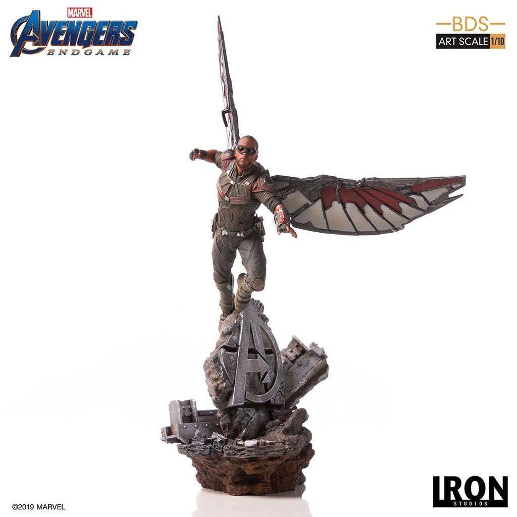 AVENGERS ENDGAME - Falcon Statue - 40cm