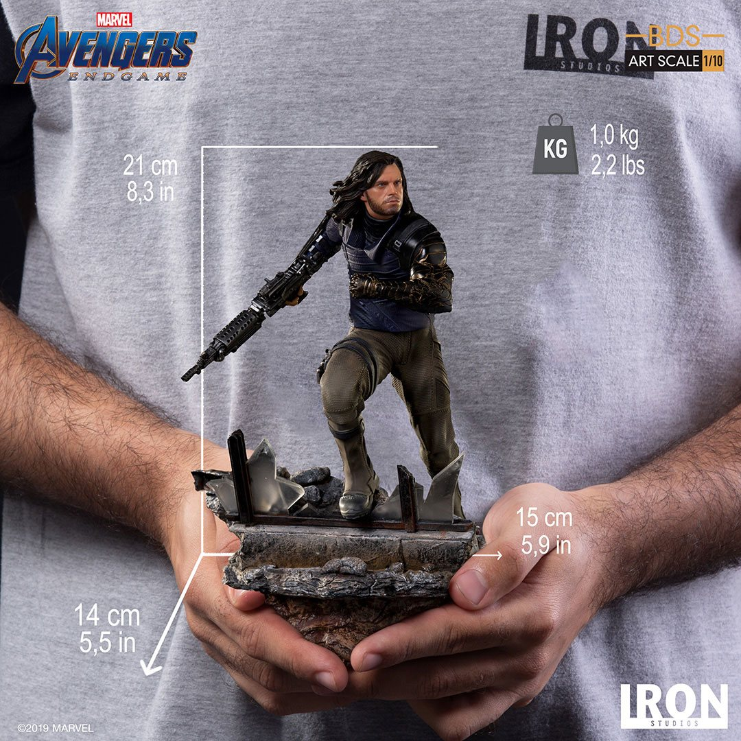 Marvel The Avengers Winter Soldier Bucky vive Hydra masquage Ruban adhésif être