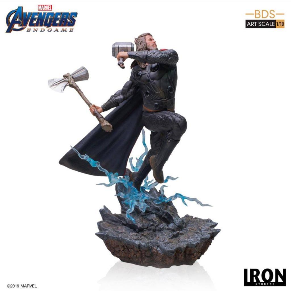 AVENGERS ENDGAME - Thor Statue - 27cm_1