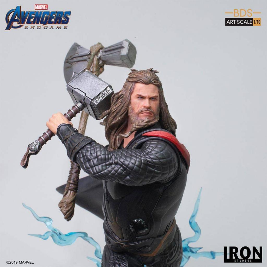 AVENGERS ENDGAME - Thor Statue - 27cm_3